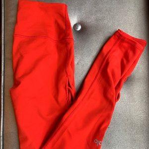 ALO Yoga Pants - Alo interlace legging